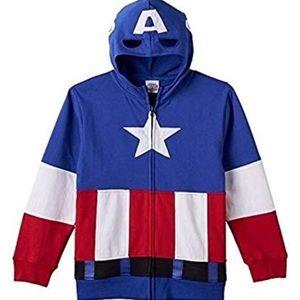 Marvel Avengers Captain America YOUTH Hoodie